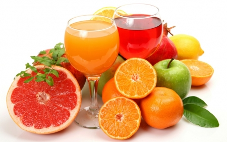 Fresh Juice & Fruits